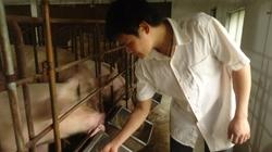 Đi học để làm trang trại