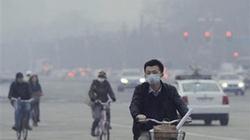 Trung Quốc: 15% ca tử vong do ô nhiễm không khí