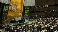 LHQ thông qua hiệp ước kiểm soát buôn bán vũ khí