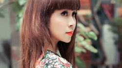 Lưu Thiên Hương đẹp như... búp bê Barbie