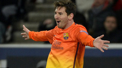 Barca mất Messi ở cuộc tái đấu với PSG