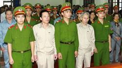 5 năm tù đối với bị cáo Đoàn Văn Vươn, Đoàn Văn Quý