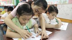 Học chữ trước khi vào lớp 1: Chính quyền, phụ huynh cần tham gia ngăn chặn