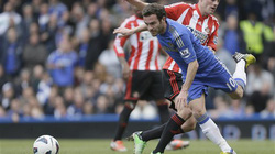 Chelsea-Sunderland (2-1): The Blues leo lên hạng 3