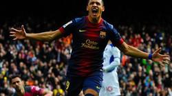 "Barca dùng Alexis Sanchez để ""câu"" Komapny"