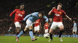 M.U-Man City (1-2): Quỷ đỏ muối mặt