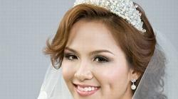 Hoa hậu Diễm Hương đã bí mật cưới đại gia?