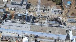 Nhật Bản: Nước nhiễm phóng xạ bị rò rỉ