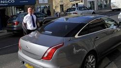 Đỗ xe quá giờ, Thủ tướng Anh cũng bị phạt tiền