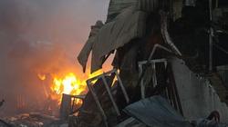 Vụ cháy ở Bắc Giang: Giám định thiệt hại để trả bảo hiểm