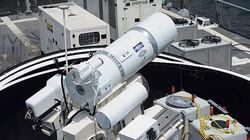 Cận cảnh vũ khí laser thử nghiệm của Hải quân Mỹ