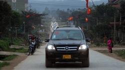 Xe biển Lào lách luật vào Việt Nam
