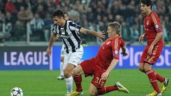 Juventus - Bayern (0-2): Chia tay Lão phu nhân