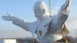 Dựng tượng cố giáo hoàng John Paul II