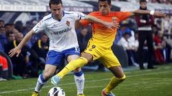 Zaragoza-Barca (0-3): Sao trẻ tỏa sáng, Barca thắng dễ
