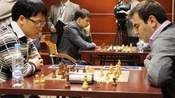 Quang Liêm thủ hòa kỳ thủ hạng 10 thế giới