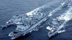 """""""Trung Quốc đã triển khai tàu tuần tra siêu trọng"""""""