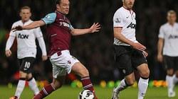 West Ham-M.U (2-2):  Van Persie giải cứu Quỷ đỏ