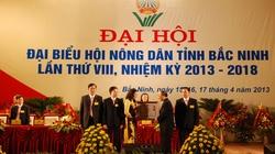 Đại hội VIII Hội Nông Dân Bắc Ninh: Hội phải làm tốt vai trò cầu nối