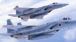 Máy bay Nhật 300 lần xuất kích chặn phi cơ Trung Quốc