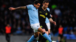 Clip: Tevez tỏa sáng, Man City thắng sát nút Wigan