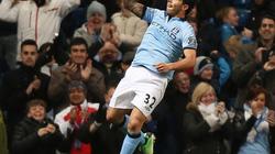 Man City-Wigan (1-0): Ghi công Tevez