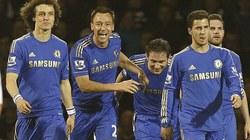 Fulham-Chelsea (0-3): The Blues phá nát Craven Cottage