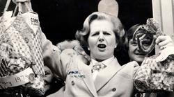 """""""Bà đầm thép"""" Thatcher: Nếu làm lại, sẽ không dấn thân vào chính trị"""