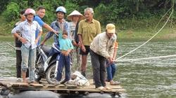 """Quảng Ngãi: Đầu tư 28 tỷ đồng xây cầu cho """"làng đu dây"""""""