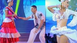 """Bước nhảy hoàn vũ: Dàn mỹ nhân đồng loạt… """"bung"""" váy"""