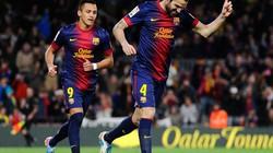 Barca-Levante (1-0): Người hùng Fabregas