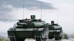 Ba con hổ của lục quân Tây Âu