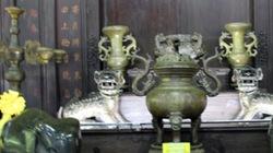 Tận mắt ngắm cổ vật quý triều Nguyễn do nhân dân hiến tặng