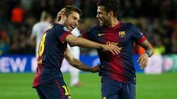"""Hậu vệ cánh của Barca: """"Lưỡi dao"""" kề nách Hùm"""