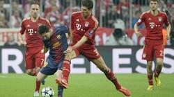 Bayern-Barca (4-0):  Nát tan dưới móng vuốt Hùm xám