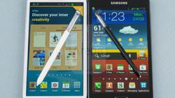Galaxy Note III sẽ có màn hình bằng nhựa?