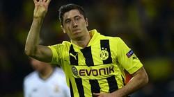 """Dortmund-Real (4-1): Lewandowski """"hủy diệt"""" Kền kền"""