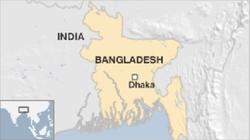 Bangladesh: Tòa nhà 8 tầng đổ sập