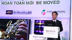 Sony ra mắt các dòng Internet TV đột phá