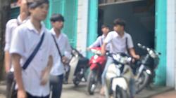 Sau vụ 4 nữ sinh bị xe tải cán: Quảng Ninh xóa các điểm trông xe máy gần trường