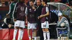 Europa League: Quà chia tay của Benitez
