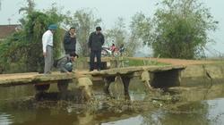 Hải Lăng: Nhiều cây cầu chờ sập!