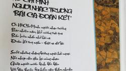 Người viết trường ca, sử ca Hồ Chí Minh