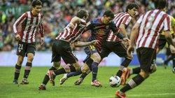 Bilbao-Barca (2-2): Xứ Catalan chưa thể lên ngôi