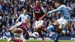 Man City-West Ham (2-1): Món quà an ủi của Man xanh