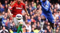Chelsea-Swansea (2-0): Bắn hạn Thiên nga