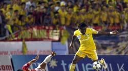 SLNA-V.Ninh Bình (2-0): Kavin lập cú đúp, Sông Lam vững ngôi đầu