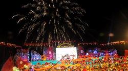 Sôi động đêm hội Carnaval Hạ Long