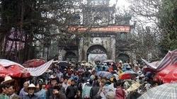 Xây cáp treo nối tuyến du lịch chùa Hương - chùa Tiên