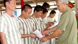 Giảm án phạt tù cho nhiều phạm nhân dịp 30.4